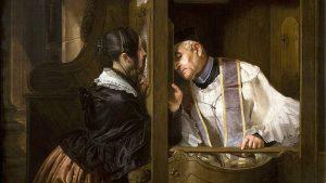 Confessar os pecados – 4ª feira | 1ª semana da Quaresma