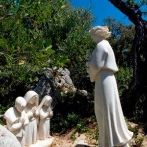 Oração ensinada pelo Anjo da Guarda de Portugal aos três pastorinhos de Fátima