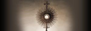 Solenidade de CORPUS CHRISTI – O Santíssimo Corpo e Sangue de Cristo