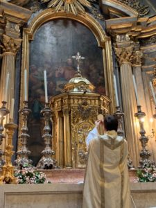 Oração a Jesus Eucarístico